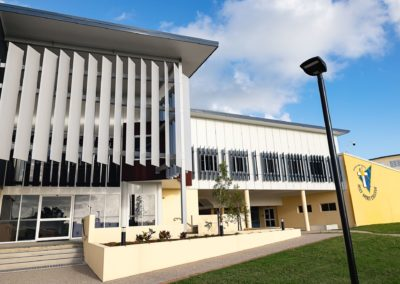 holy spirit college