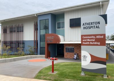 Atherton Hospital